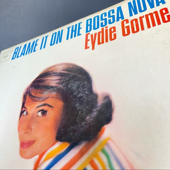vintage 1963 eydie gorme album